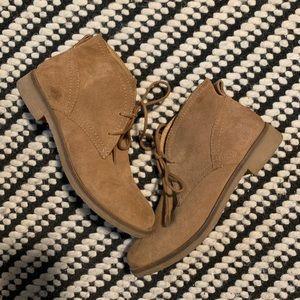 Lucky Brand Women Chukka Boots